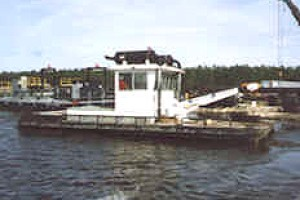 40′ Dredge Tender