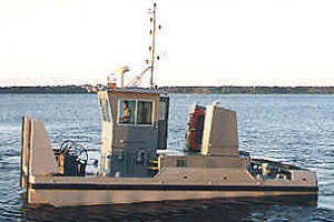 35′ ISMS Towboat