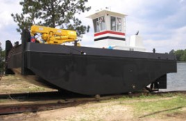 32′ Dredge Tender