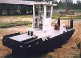 20′ Dredge Tender