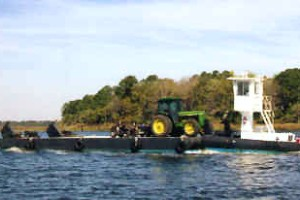 Ferry Barges