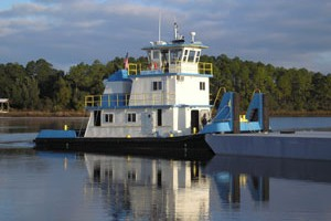 60′ Custom Towboat